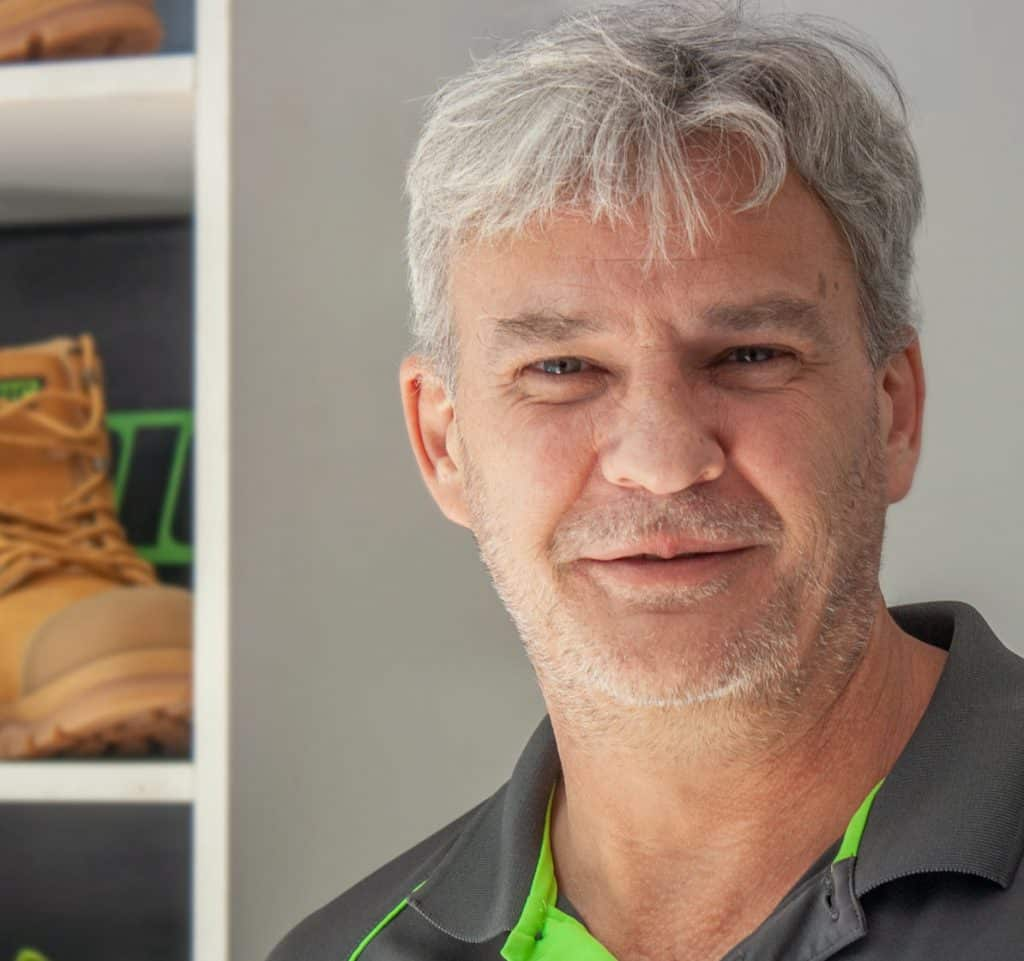 Adam - About A & M Workwear - Newcastle PPE & Safety Workwear