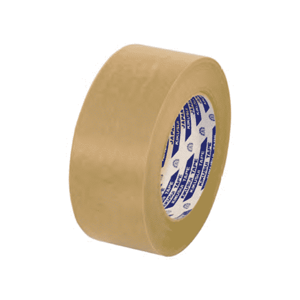 101 Kikusui Silicone Coated Kraft Paper Tape - tape