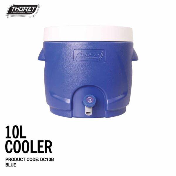 10L Blue Cooler - cooler